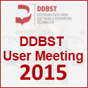 DDBST User Meetting 2015
